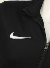 Nike Mens Dry Park 18 Dri-Fit Full Zip Track Jacket - AA2059-010 - Black Logo