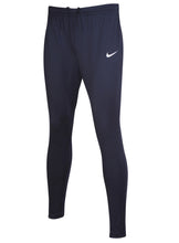 Nike Men's Libero Tech Navy Dri-Fit Tapered Training Pants