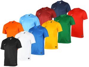 Nike Mens Dri-Fit Swoosh Wicking T-Shirt