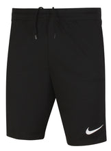 Nike Men's Dri-Fit Swoosh Black Wicking Shorts