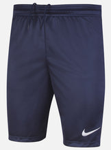 Nike Men's Dri-Fit Swoosh Navy Wicking Shorts