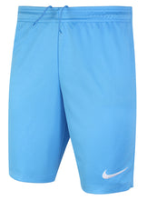 Nike Men's Dri-Fit Swoosh Sky Blue Wicking Shorts