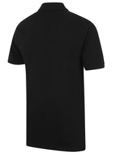 Nike Mens Sportswear Pique Cotton Polo Shirt - 909746-010 - Black - Back