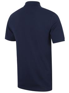 Nike Mens Sportswear Pique Cotton Polo Shirt - 909746-429 - Navy - Back