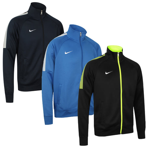 Nike Mens Team Club Full Zip Football Tracksuit Training Track Top - 658683