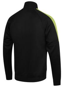 Nike Mens Team Club Full Zip Football Tracksuit Training Track Top - 658683-011 - Black - Back