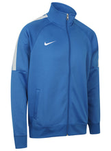 Nike Mens Team Club Full Zip Football Tracksuit Training Track Top - 658683-463 - Blue - Front