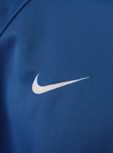 Nike Mens Team Club Full Zip Football Tracksuit Training Track Top - 658683-463 - Blue - Logo