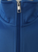 Nike Mens Team Club Full Zip Football Tracksuit Training Track Top - 658683-463 - Blue - Zip