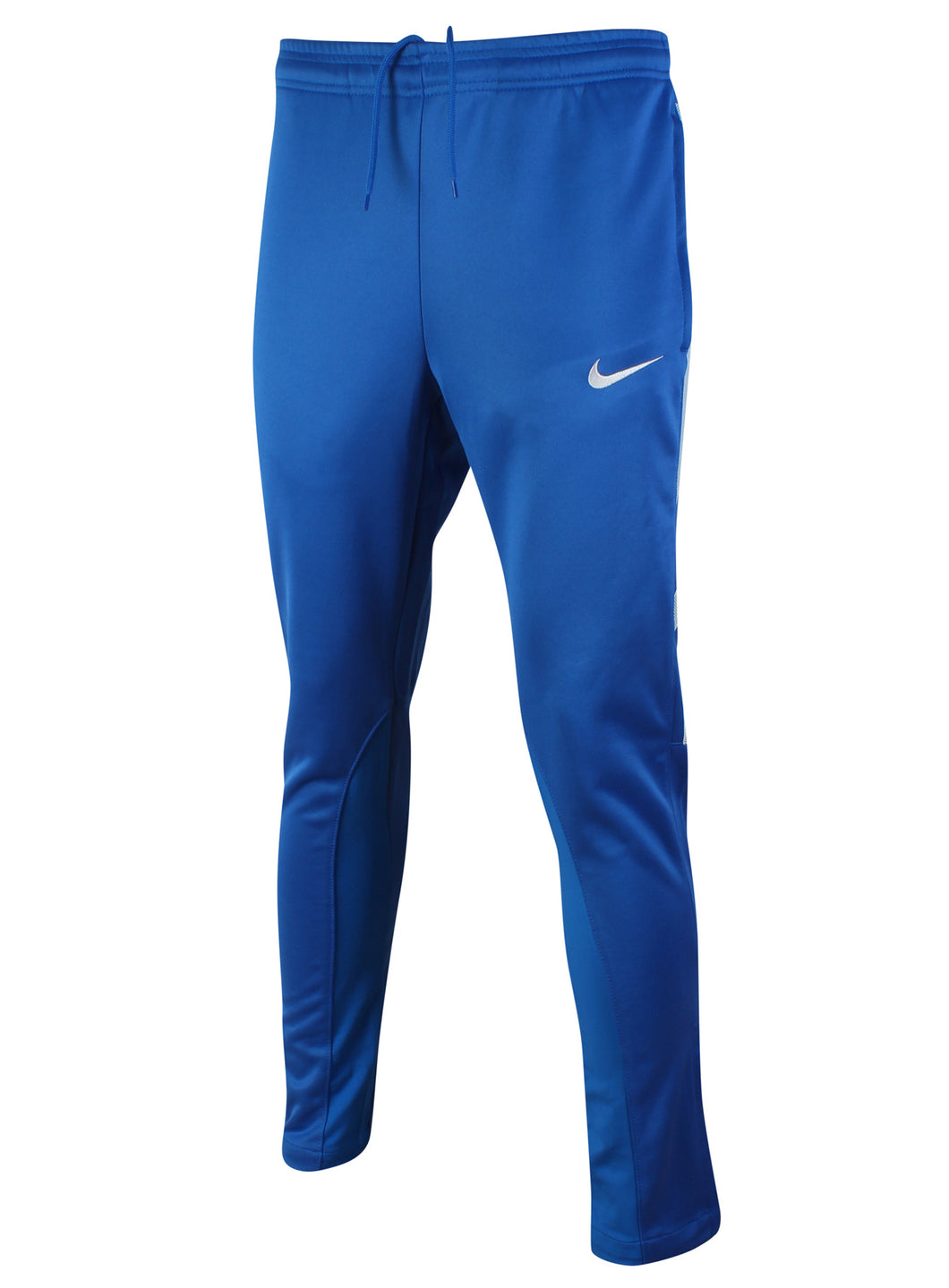 Nike Mens Team Club Blue Tapered Tracksuit Bottoms