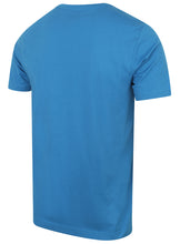 Puma Mens Style Essentials No1 Cotton dryCELL Crew T-Shirt - 831854-08 - Blue - Back