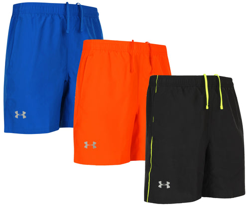 Under Armour Men's Speed Stride 7 Inch Running Shorts with Mesh Inner Brief