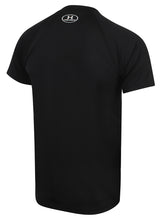 Under Armour Mens UA Tech HeatGear Loose Fit T-Shirt - 1228539-001 - Black - Back