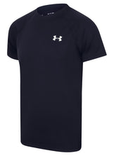 Under Armour Mens UA Tech HeatGear Loose Fit T-Shirt - 1228539-410 - Navy - Front