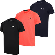 Under Armour Mens UA Tech HeatGear Loose Fit T-Shirt - 1228539