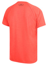 Under Armour Mens UA Tech HeatGear Loose Fit T-Shirt - 1228539-963 - Red - Back