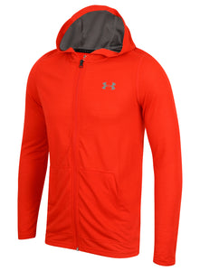 Under Armour Men's Threadborne Fitted Full Zip Mesh Training Hoodie
