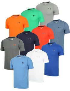 Under Armour Men's Threadborne HeatGear Soft Feel Slim Fit T-Shirt