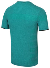 adidas Men's Adistar Primeknit Wool Blend Slim Fit Crew Running T-Shirt