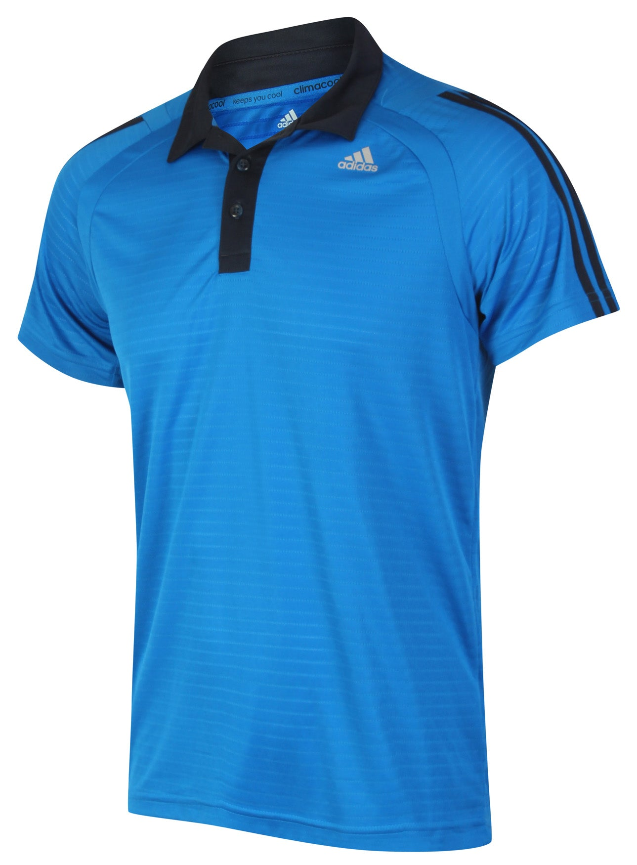 wholesale dealer 7be0b a2d60 adidas Men's Clima Lightweight Blue climacool Tennis Sports ...