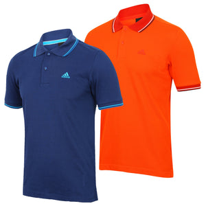 adidas Men's Essentials Clima365 climalite Cotton Polo Shirt