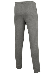 adidas Mens Core 18 Tapered Fleece Sweat Pants Tracksuit Jogging Bottoms - CV3752 - Dark Grey - Back
