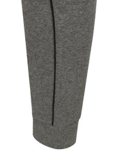 adidas Mens Core 18 Tapered Fleece Sweat Pants Tracksuit Jogging Bottoms - CV3752 - Dark Grey - Cuff