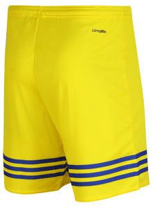adidas Men's Entrada 7 Inch climalite Polyester Training Shorts
