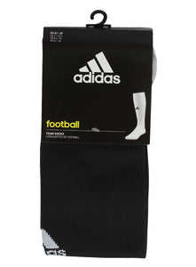 adidas Men's Milano Cushioned Black Football Socks