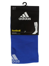 adidas Men's Milano Cushioned Blue Football Socks