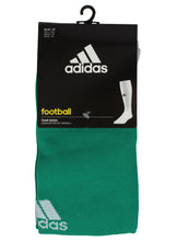 adidas Men's Milano Cushioned Green Football Socks
