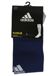 adidas Men's Milano Cushioned Navy Football Socks