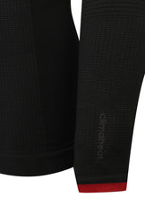 adidas Mens TechFit climaheat Long Sleeve Compression Top - S94386 - Black Sleeve
