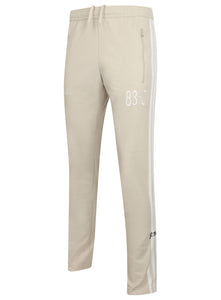 adidas Originals Men's 83-C Slim Fit Open Hem Tracksuit Bottoms Pants Front