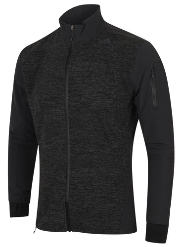 adidas Men's Supernova Storm Black climalite Reflective Running Jacket