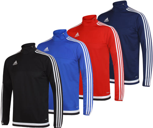 adidas Men's Tiro climacool Long Sleeve Training Top