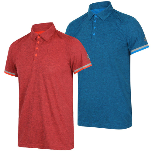 adidas Men's Uncontrol climachill Relaxed Loose Fit Tennis Polo Shirt