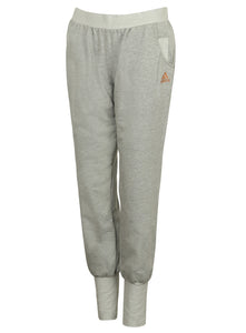 adidas Women's Adizero Grey French Terry Cotton Tennis Pants