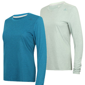 adidas Womens Supernova climalite Long Sleeve Running T-Shirt