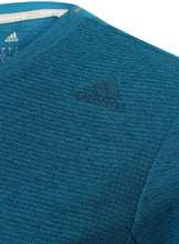 adidas Womens Supernova climalite Long Sleeve Running T-Shirt Blue B43381 Logo