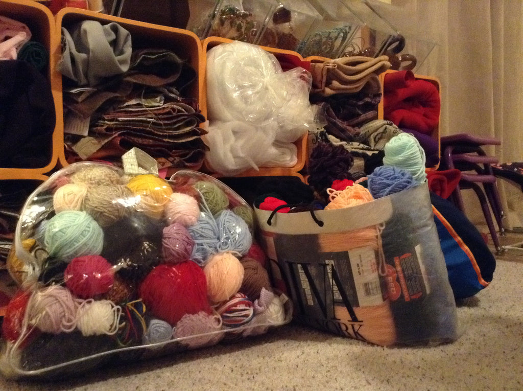 Yarn addict musings
