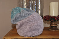 Hand Knitted Slouchy Hat