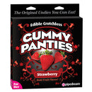 Edible Crotchless Gummy Panties - Zinful Pleasures