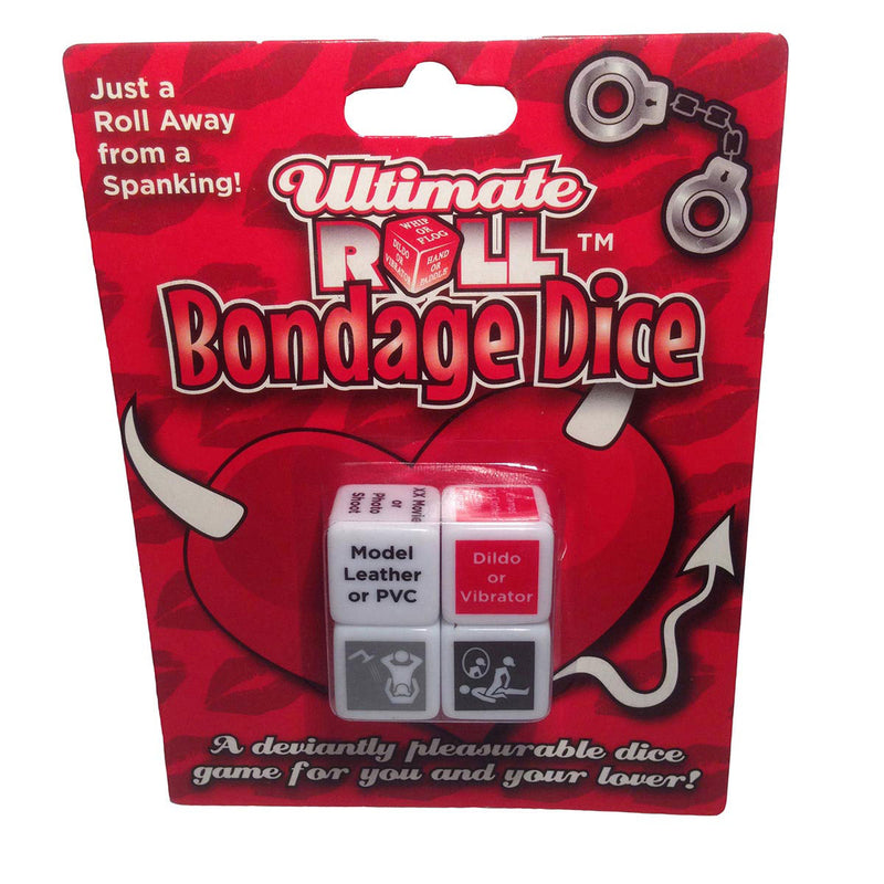 Ultimate Roll Bondage Dice