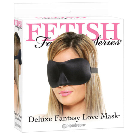 Fetish Fantasy Deluxe Fantasy Love Mask - Zinful Pleasures