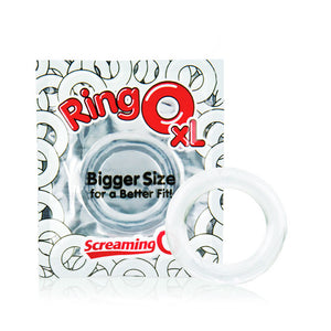 Screaming O RingO XL Clear - Zinful Pleasures