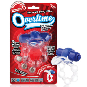 Screaming O Overtime Blue - Zinful Pleasures