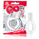 Screaming O GO Vibe Ring Clear - Zinful Pleasures