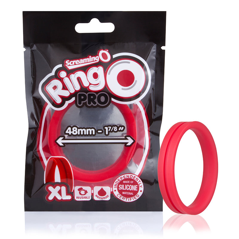 Screaming O RingO Pro XL Red - Zinful Pleasures