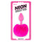 Neon Bunny Tail Pink - Zinful Pleasures
